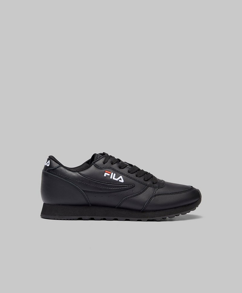 FILA Sneakers Orbit Jogger Low Svart Sko Stayhard.no