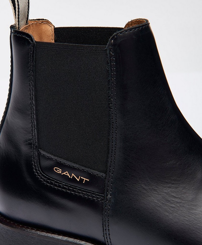 Boots James Leather