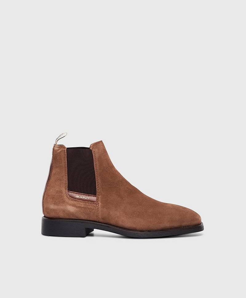 Boots James Suede