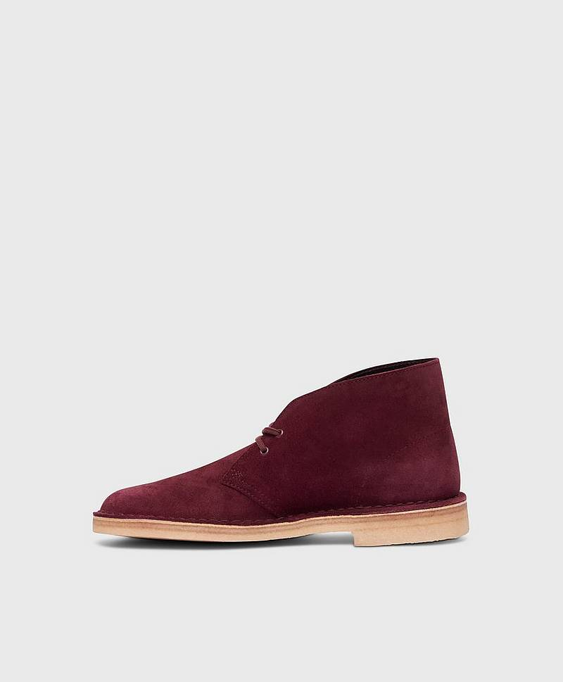 Desert Boot Ink Suede