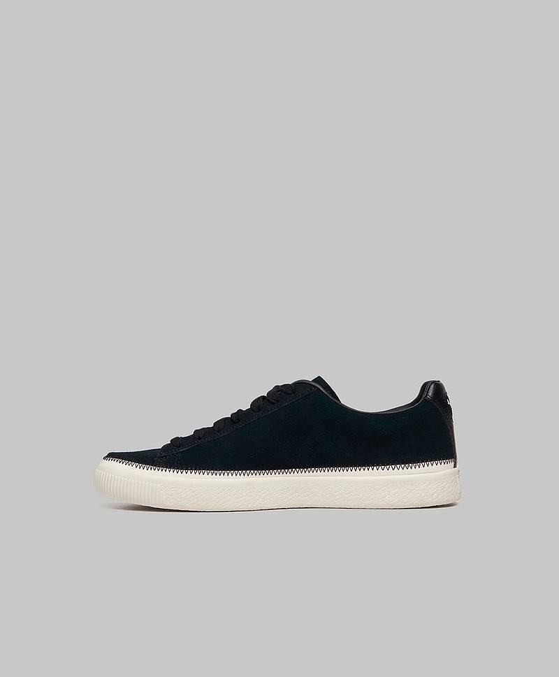 Suede Trim Puma -Whisper Puma Team
