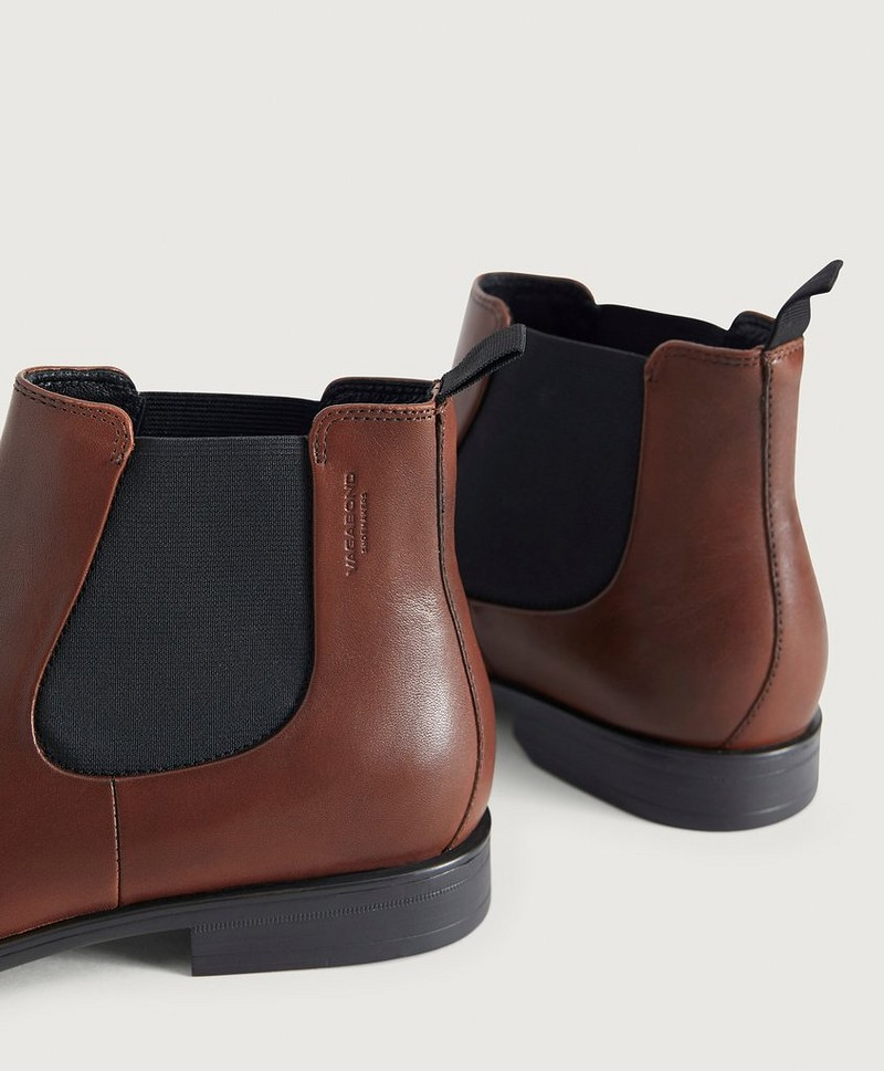 Boots Harvey Leather