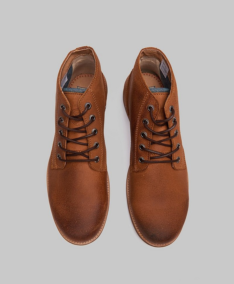 Boots Crasher Suede