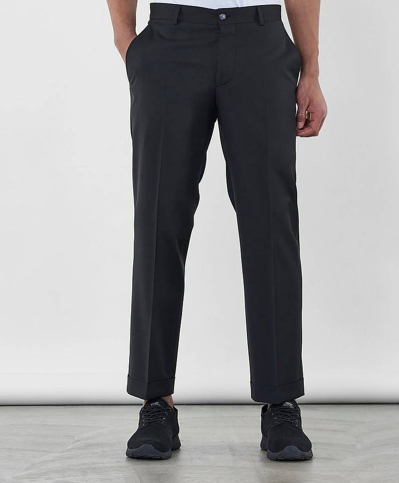 Cropped Tailo Trousers