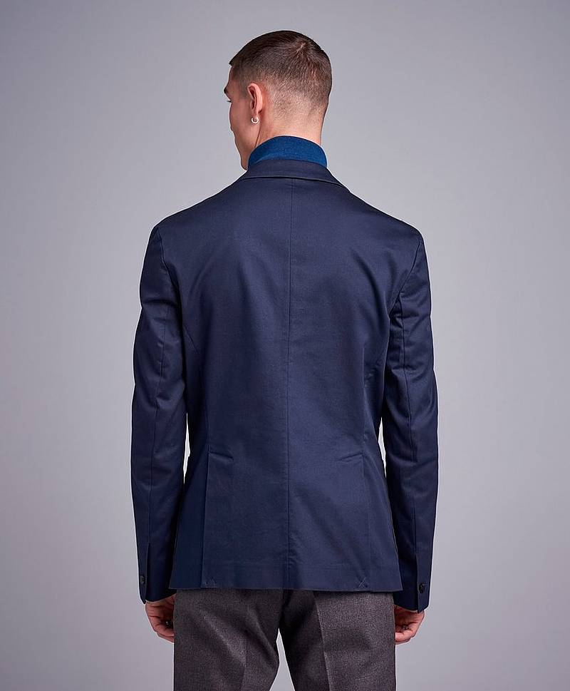Dressjakke Dean Cotton Suit Jacket