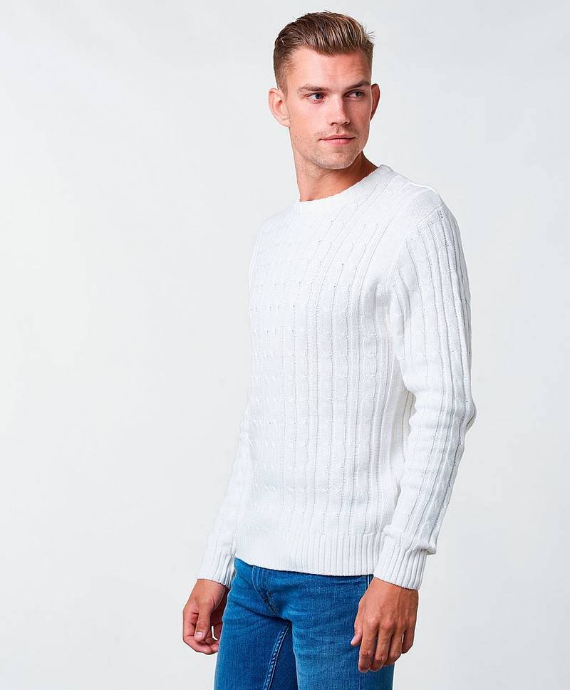 John Cabel knit