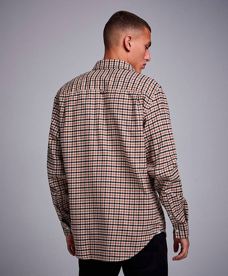 Mills Flannel Small