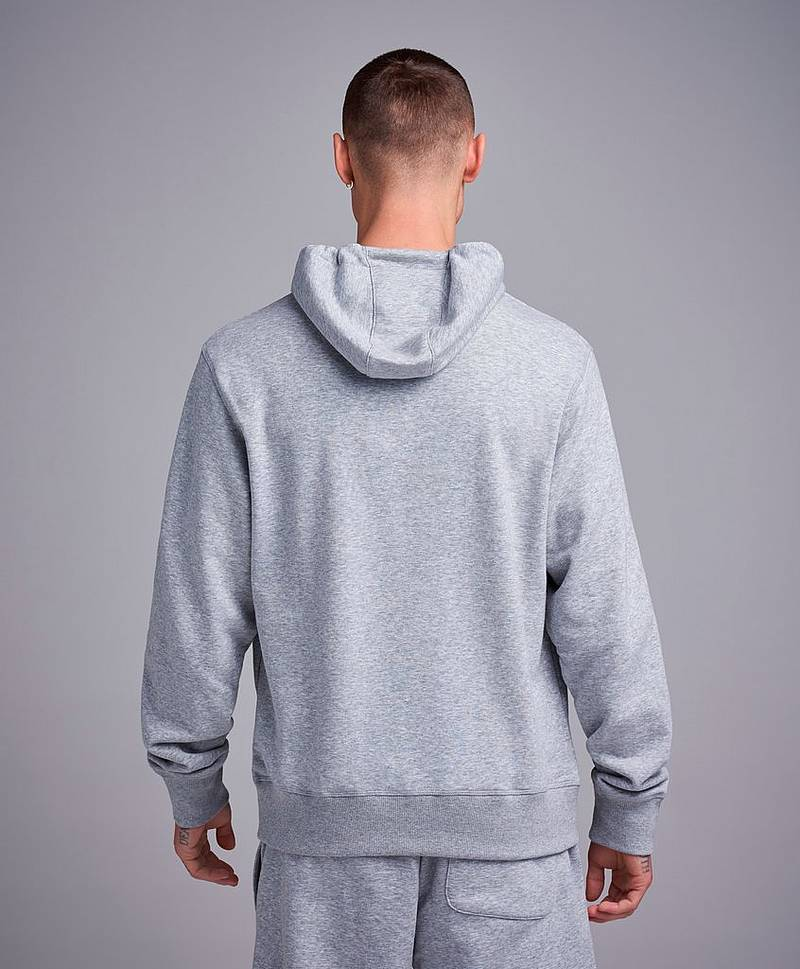 Essentials Stacked Hoddie AG