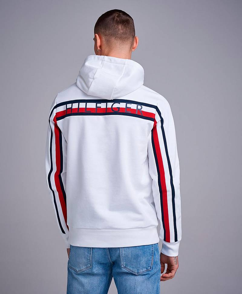 Global Stripe Hoody