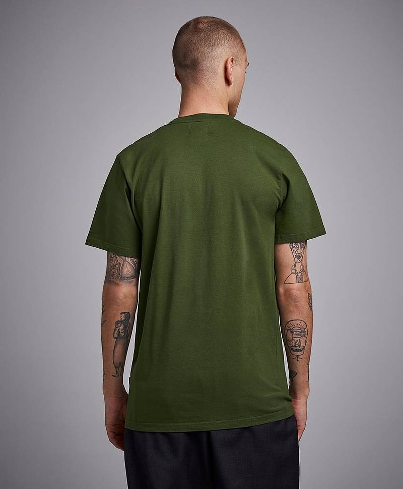Reef T-shirt Army