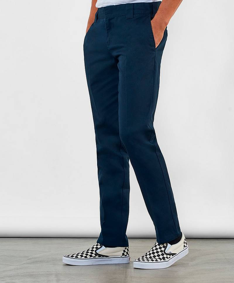 Slim Fit Pre Wash Work Pant