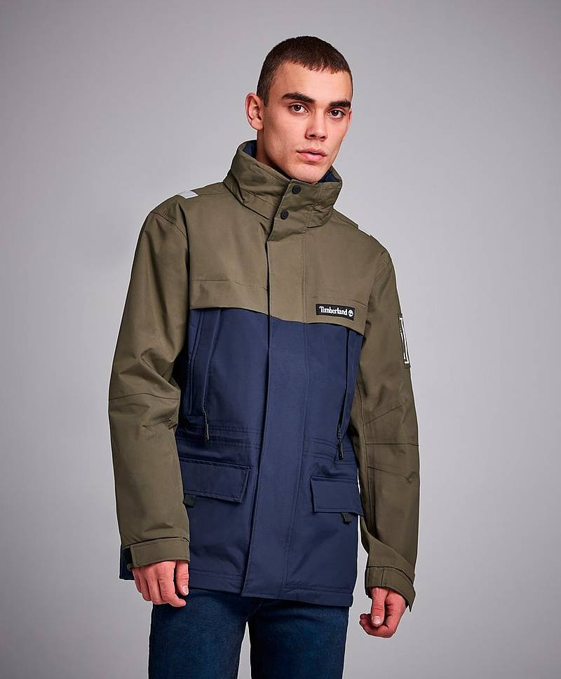 Jakke Block Jacket
