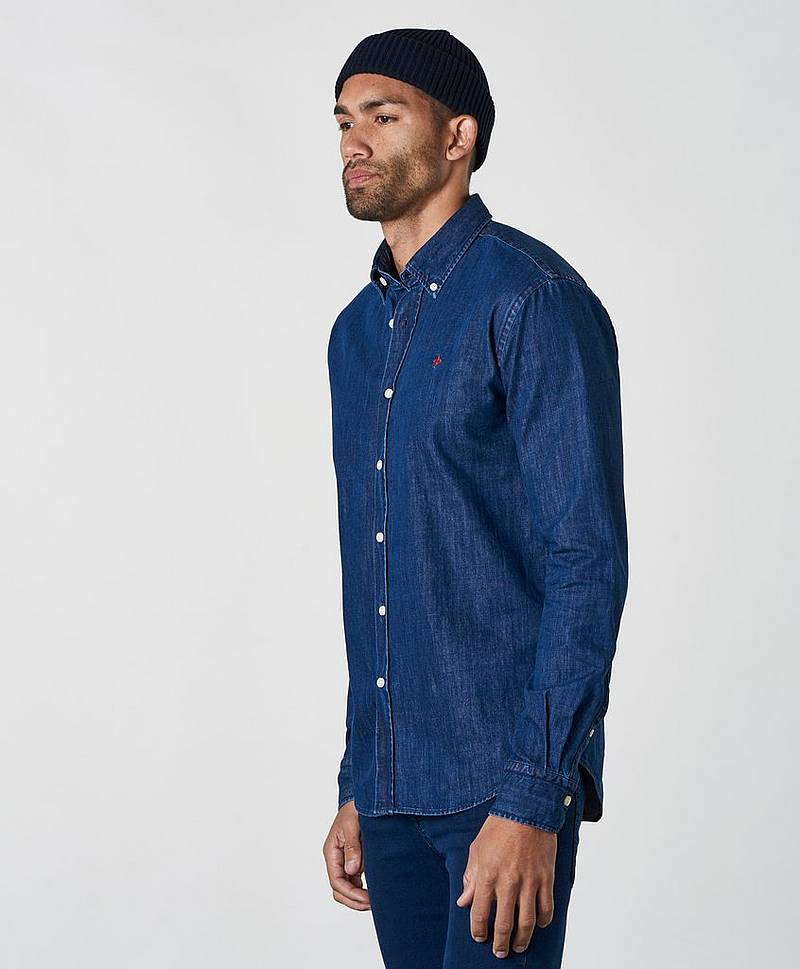 Cary Grant Denim Shirt