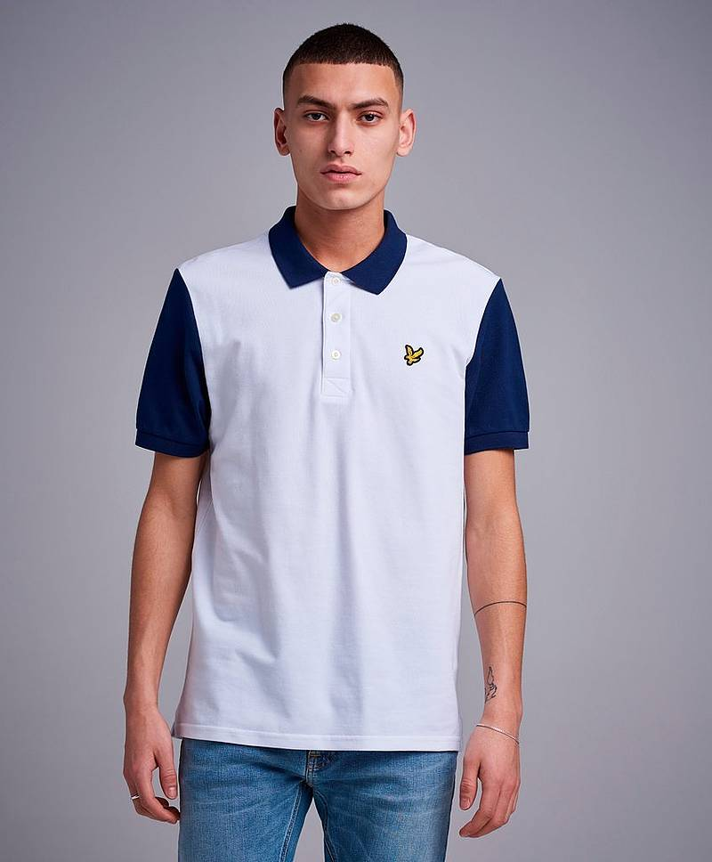 Ringer Polo Shirt