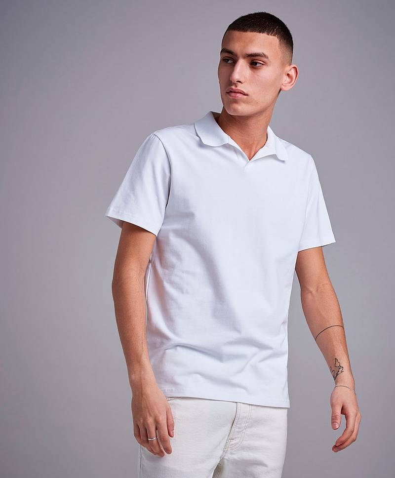 Soft Lycra Polo Shirt