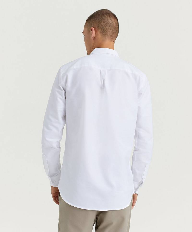Skjorta Christoph Oxford Shirt
