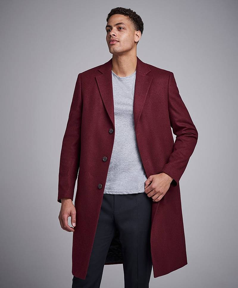 Frakk Fenton Wool Coat