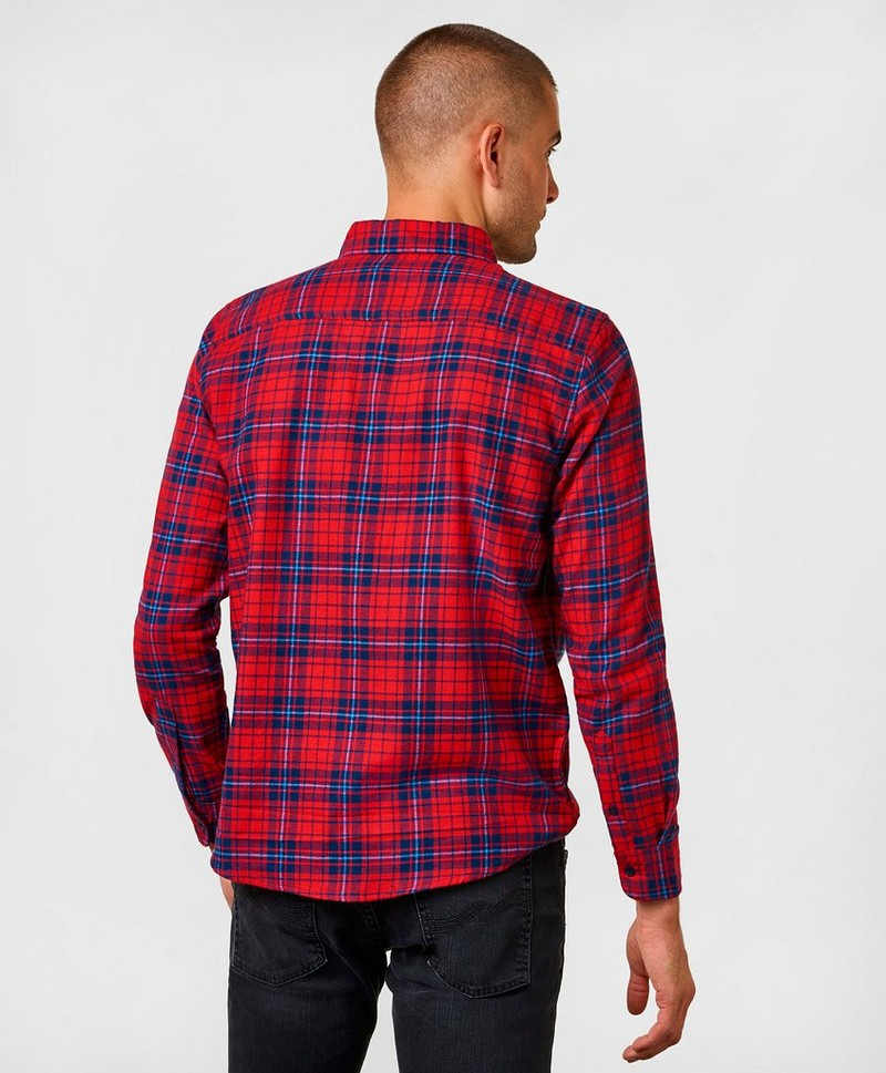 Dale Flannel Shirt