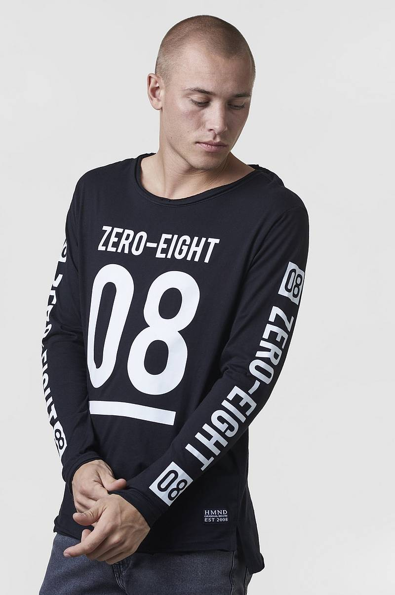 Genser Zero-Eight L/S Tee