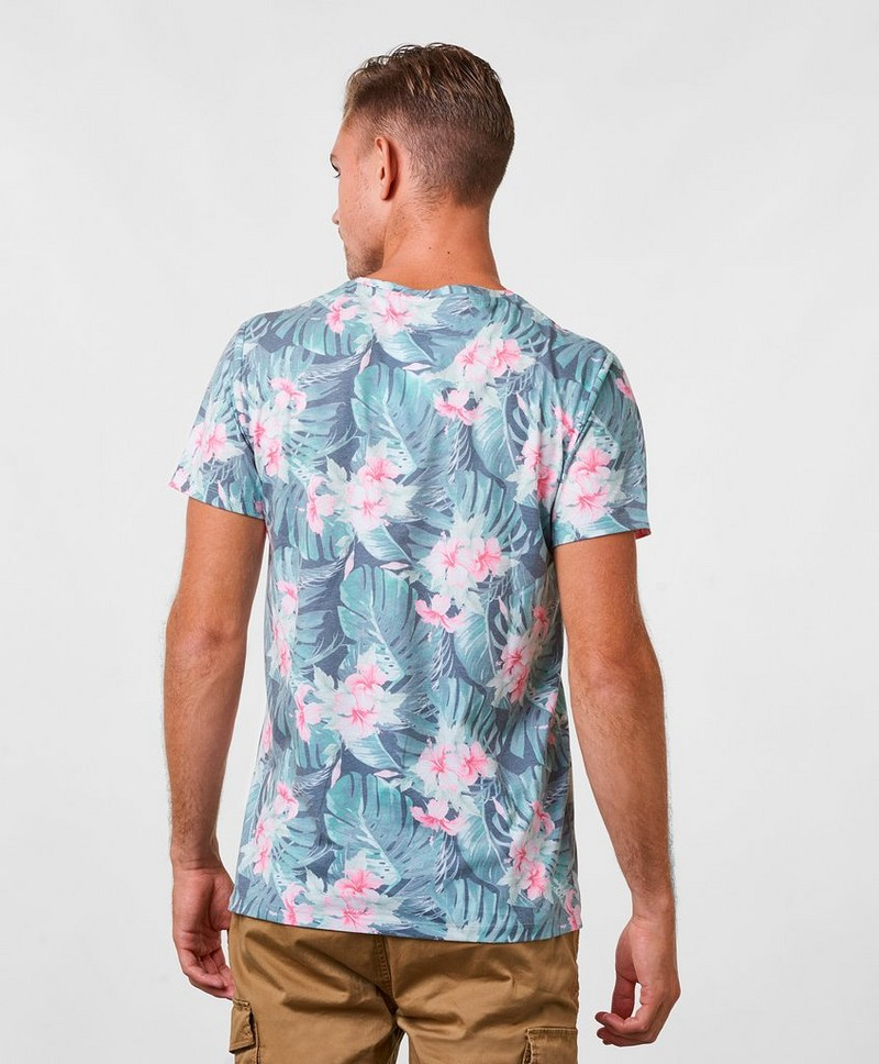 T-Shirt Brkln Tee Flower