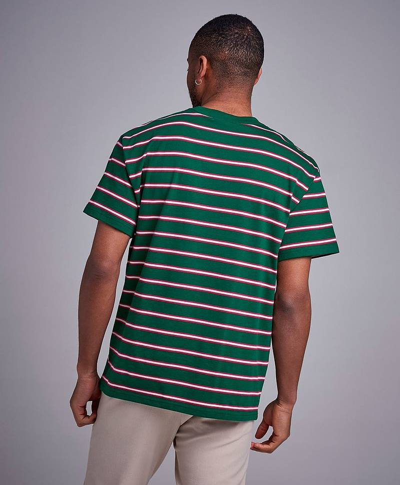 S/S Huston Pocket Tee