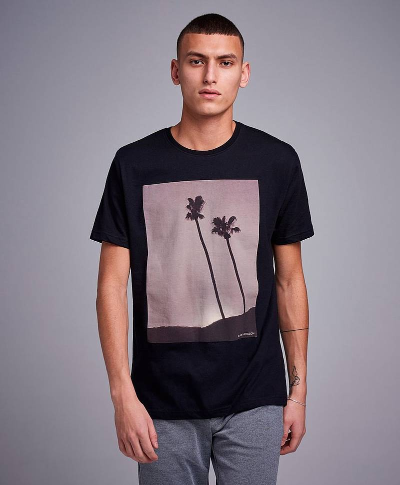 Palm Photoprint Tee