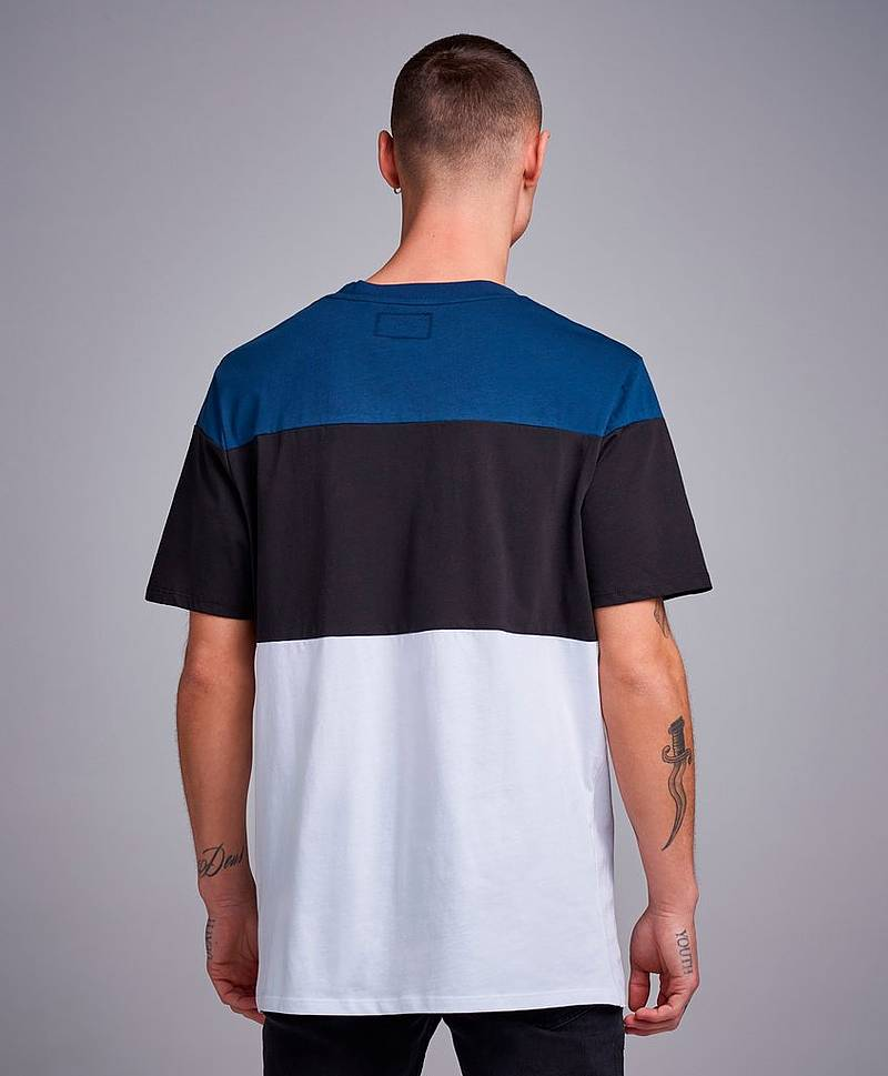 T-Shirt Color Block Tee