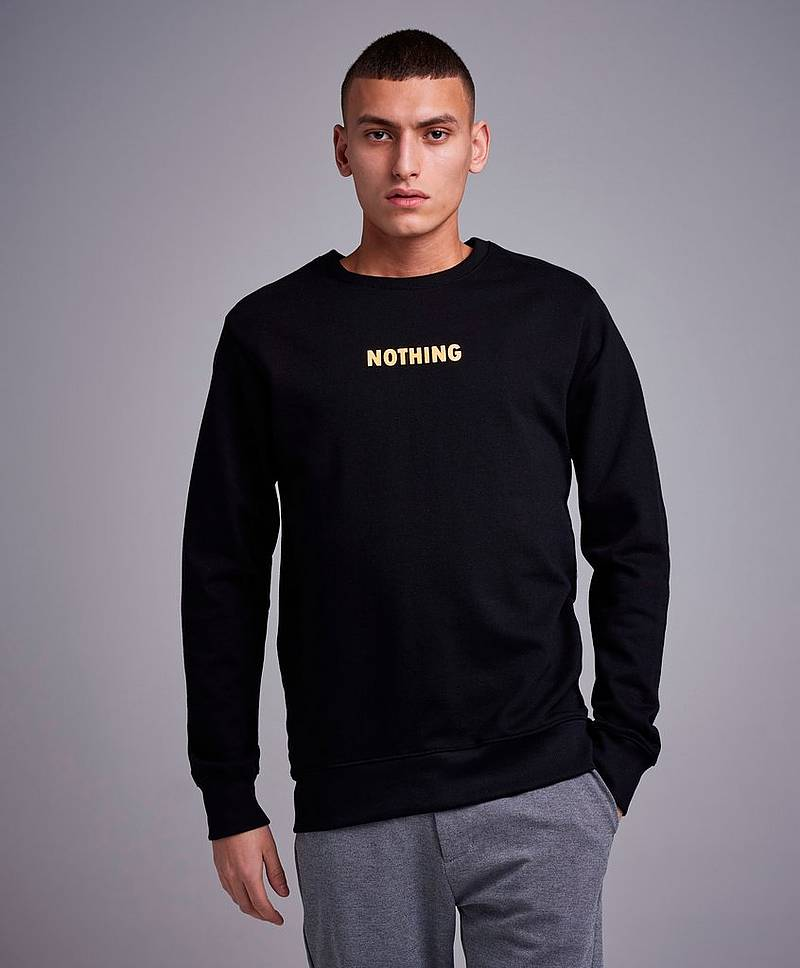 Nothing Crew Neck Sweater