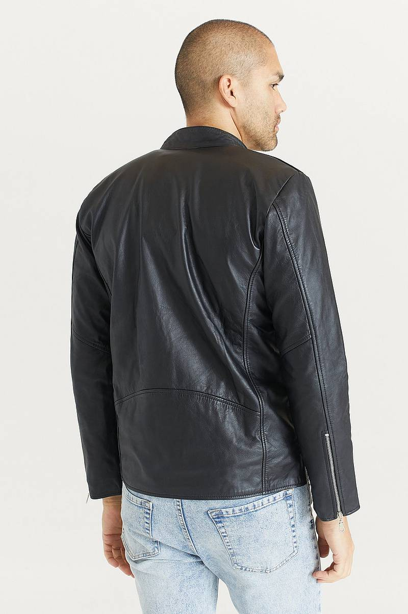 Jakke Leather Jacket