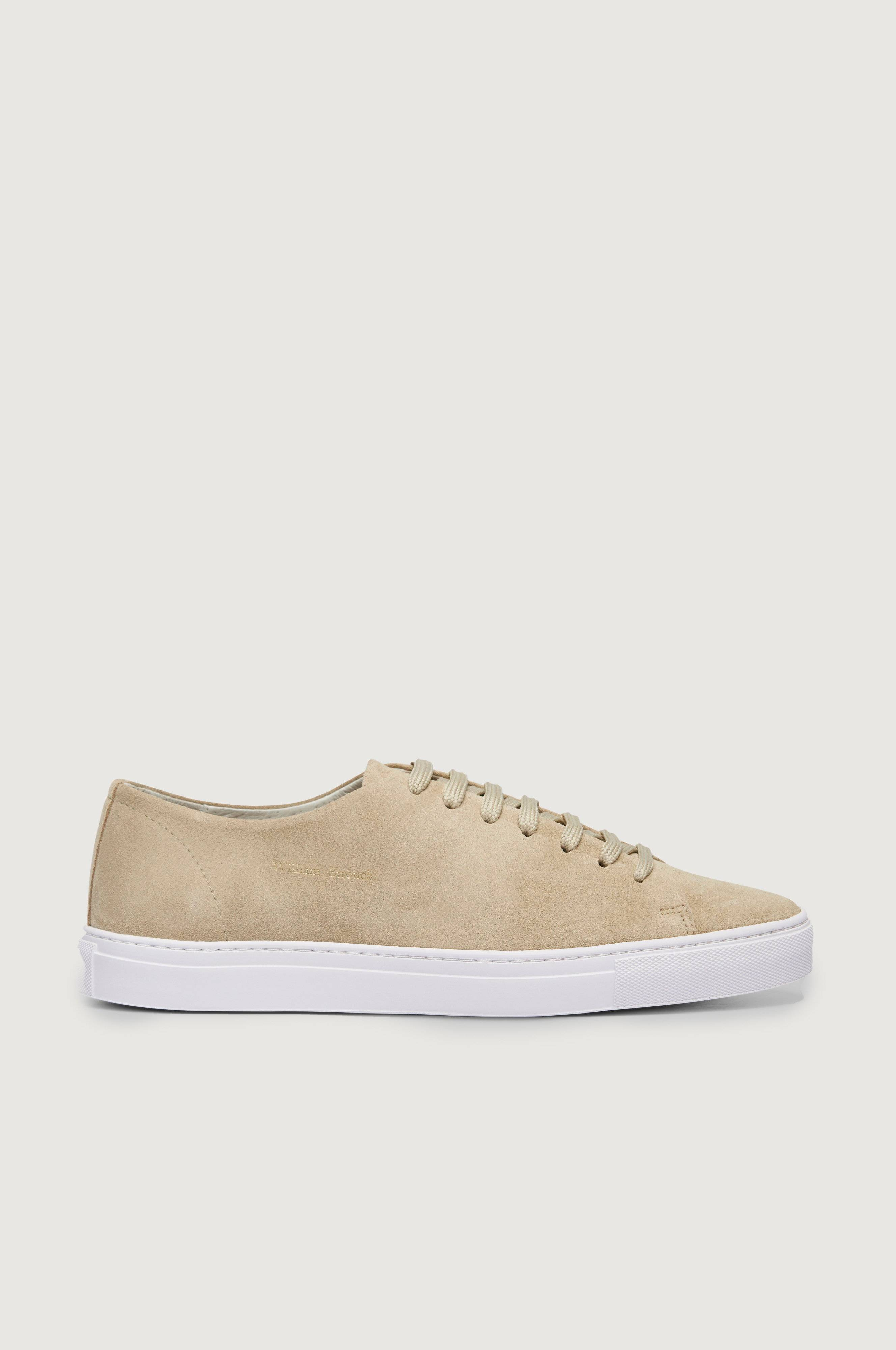 William Strouch SH Classic Suede Sneakers Brun
