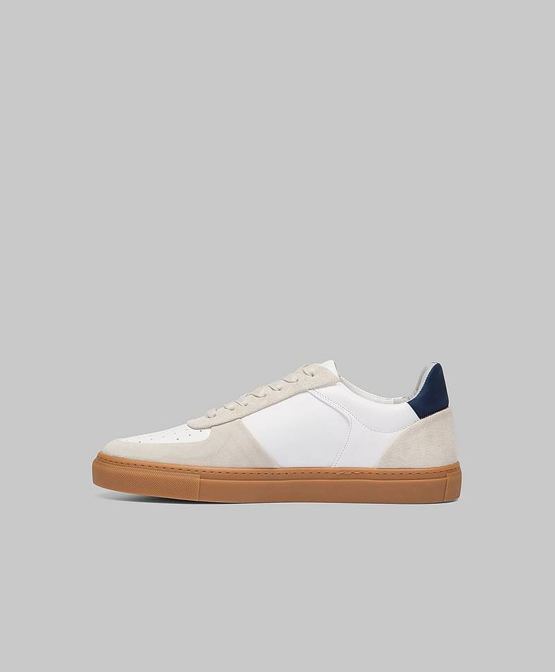 Sneakers Robert Low Mix Sneaker