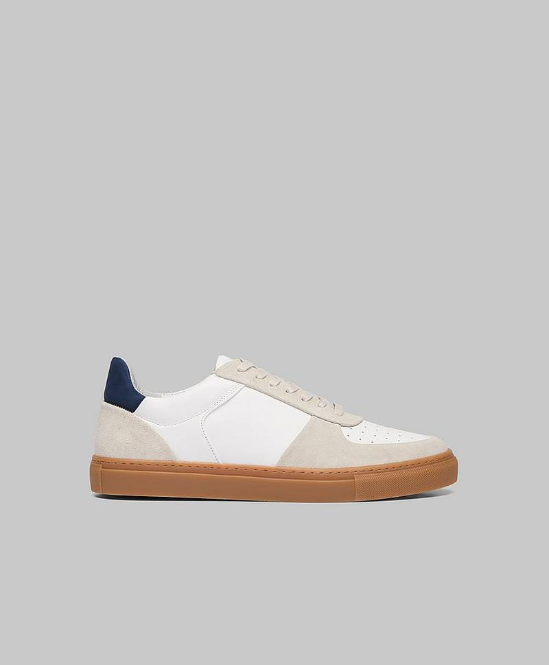 Robert Low Mix Sneaker