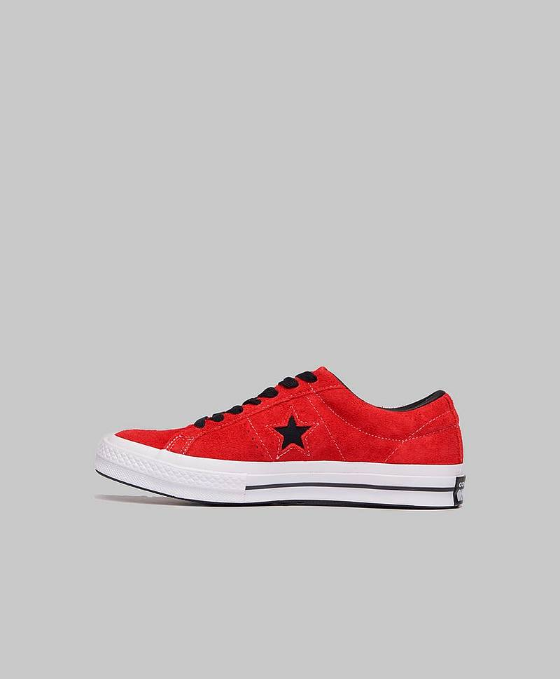 One Star OX Vintage Suede