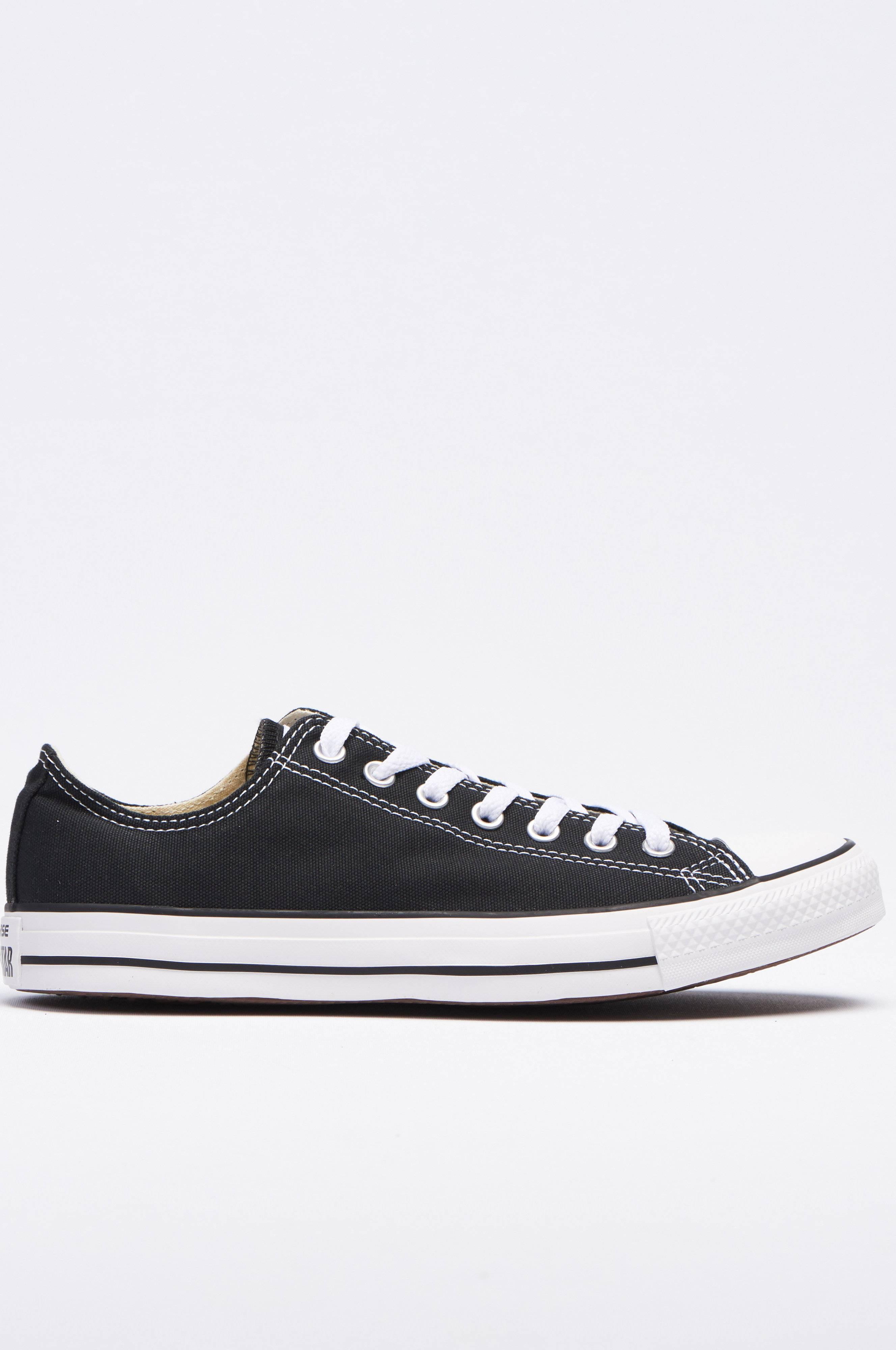 Converse All Star Canvas Ox Sneakers & textilskor Svart