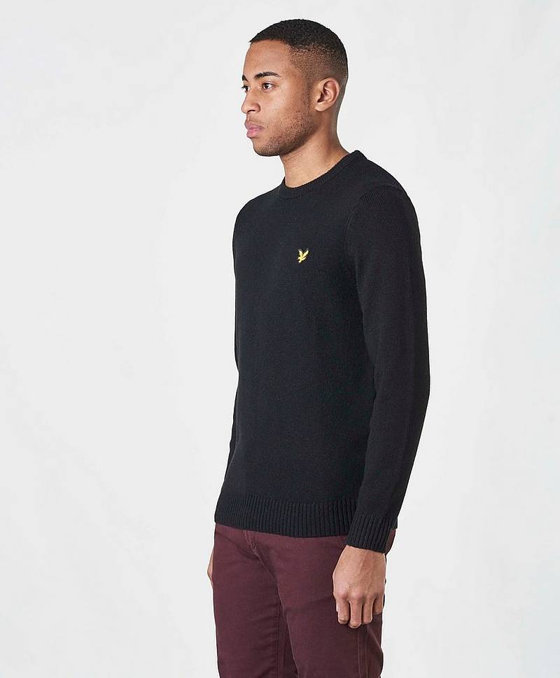 Strikket genser Lambs Wool Blend Jumper