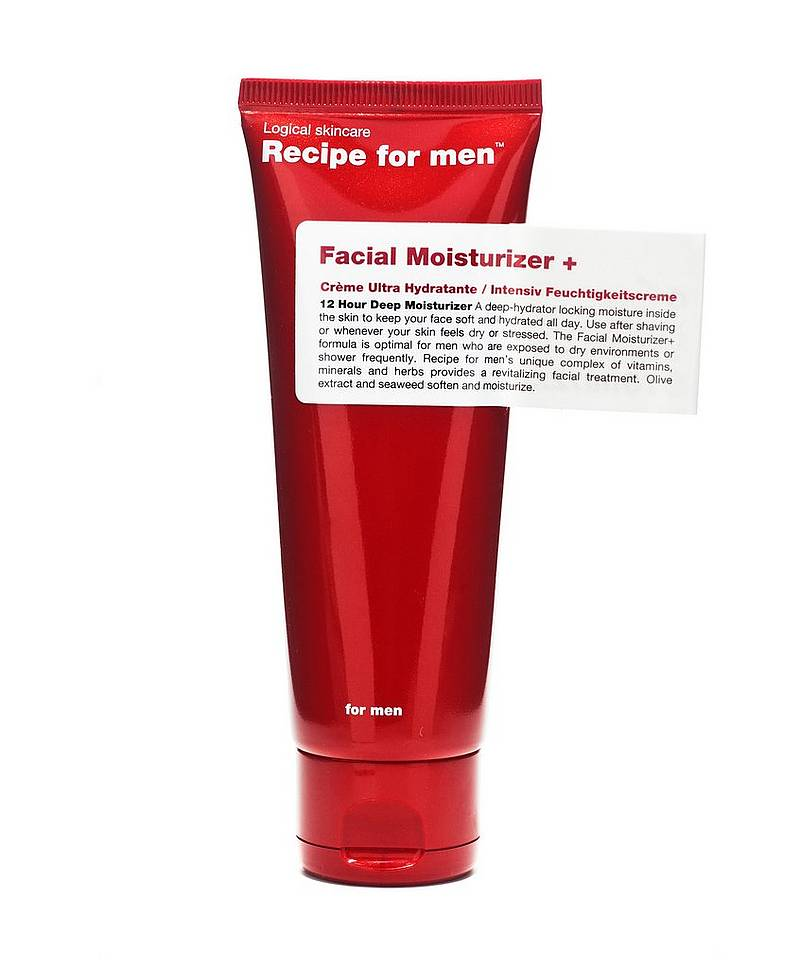 Facial Moisturizer + 75ml