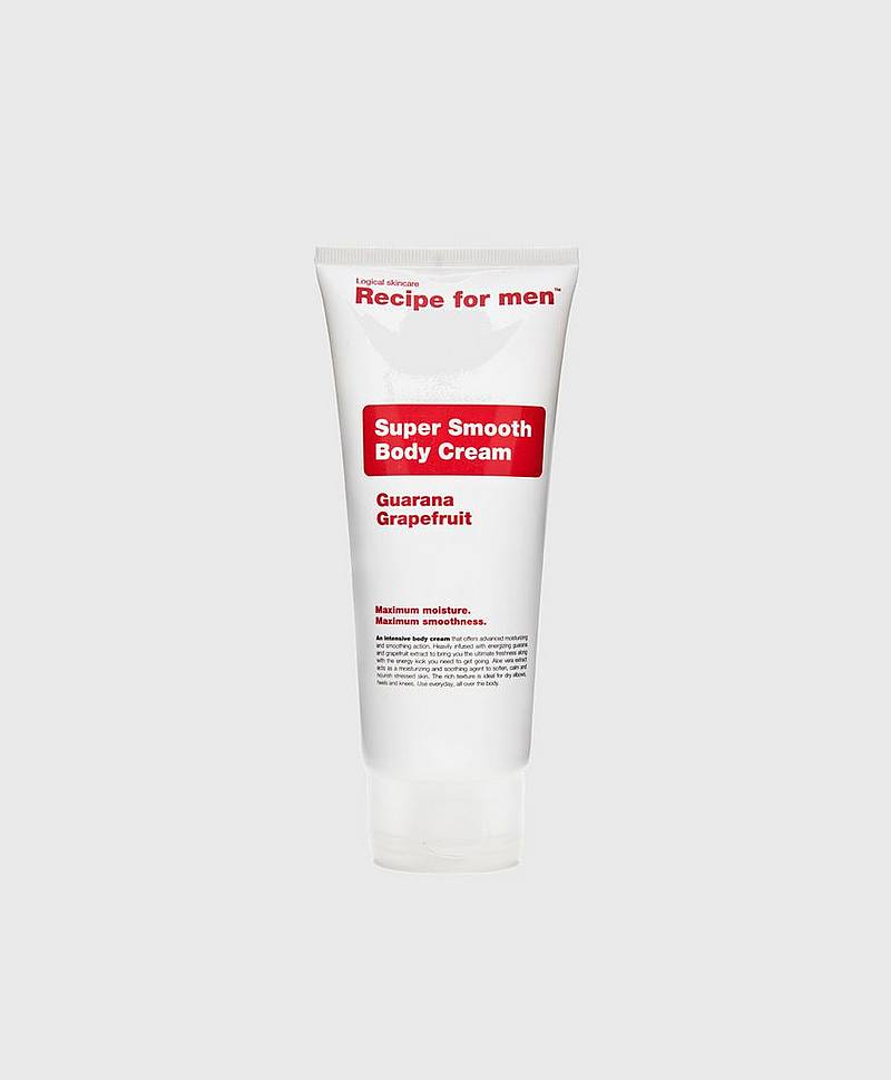 Super Smooth Body Cream 200ml