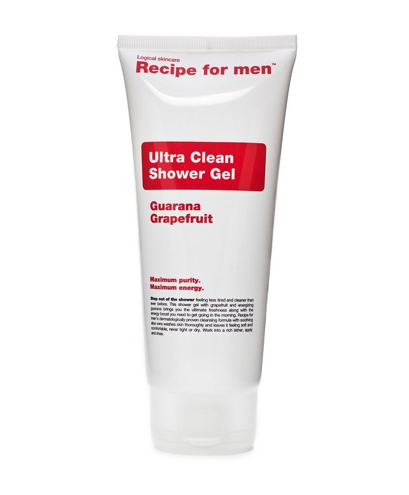 Ultra Clean Shower Gel 200ml