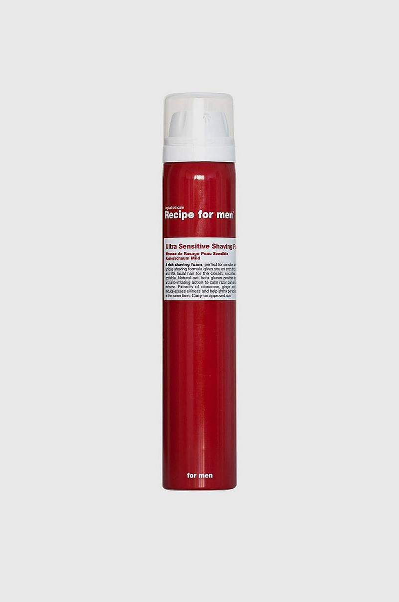 Ultra Sensitive Shaving Foam 100ml