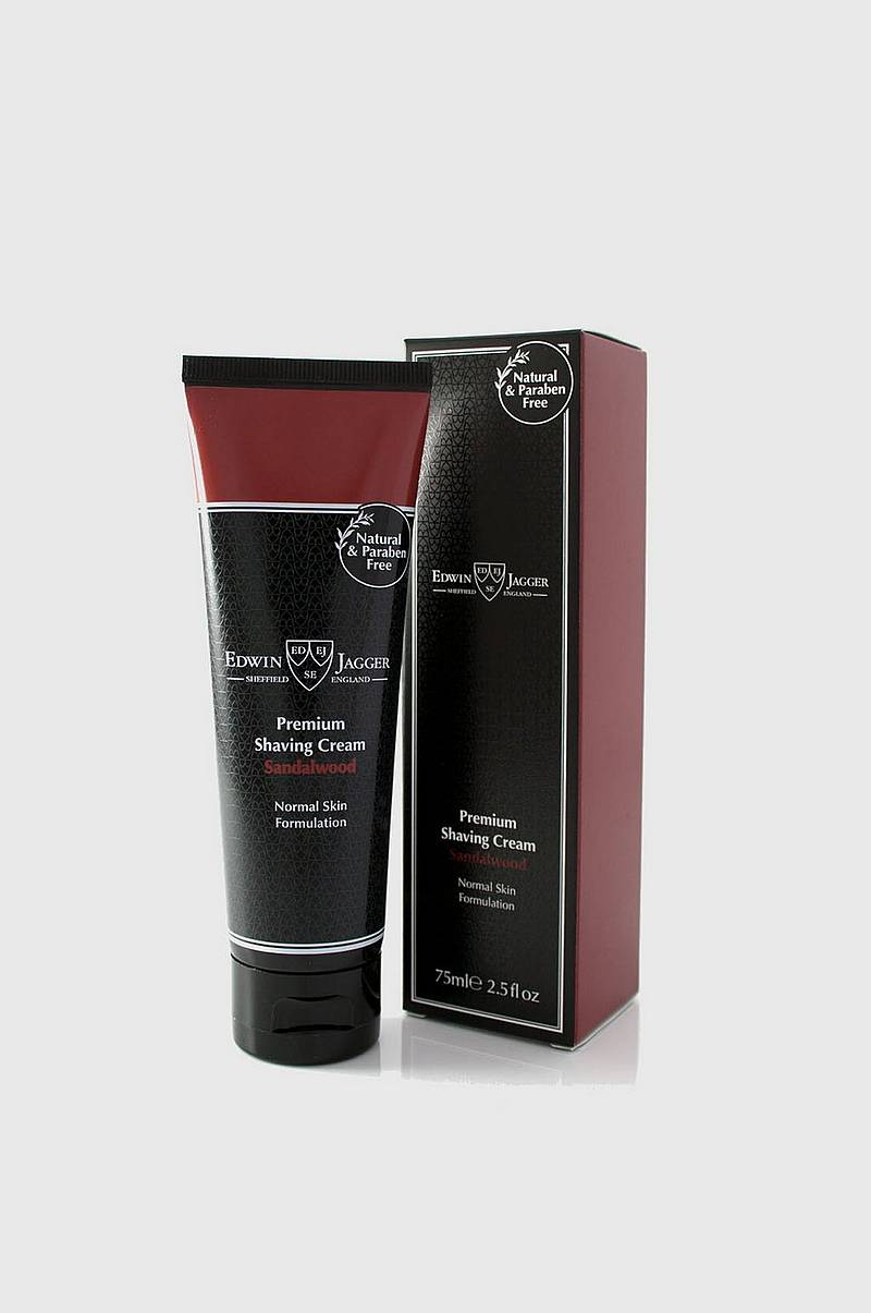Premium Shaving Cream Tube