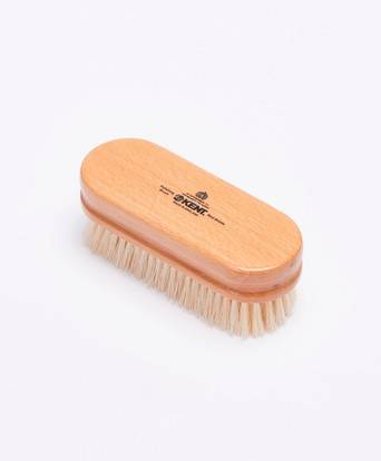 Kent Brushes Bristle Shoe Brush Brun