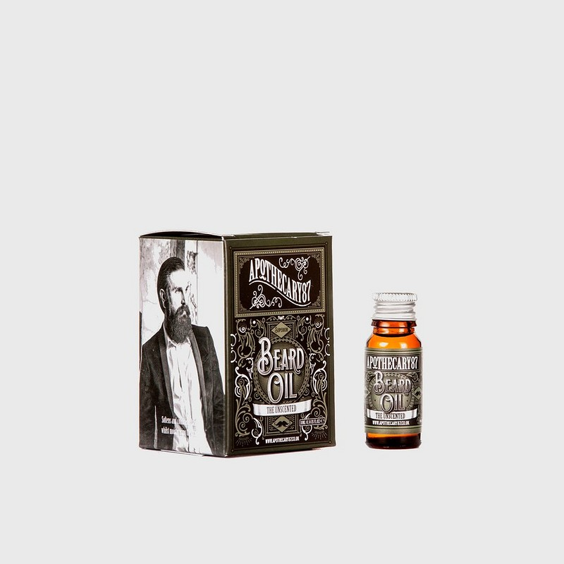 Vanilla & Mango Beard Oil