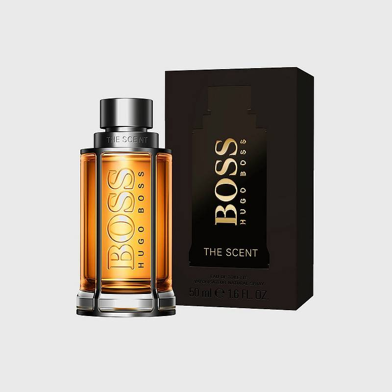 Parfyme Boss The Scent Edt 50 ml