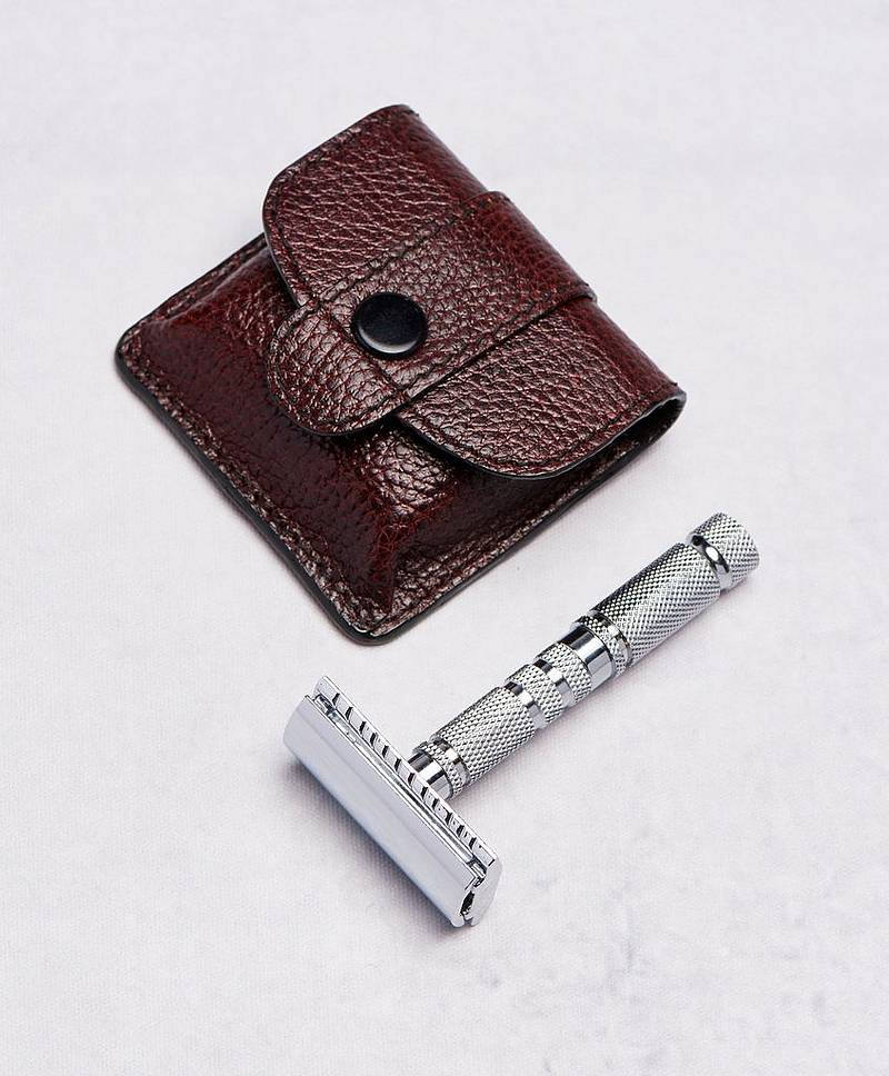Parker Shaving Travel Safety Razor