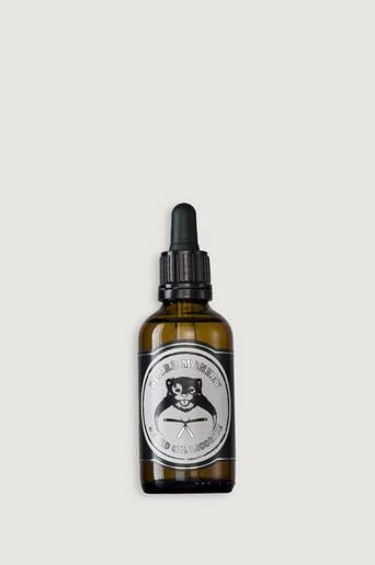 Bilde av Beard Monkey Beard Oil Licorice Grå
