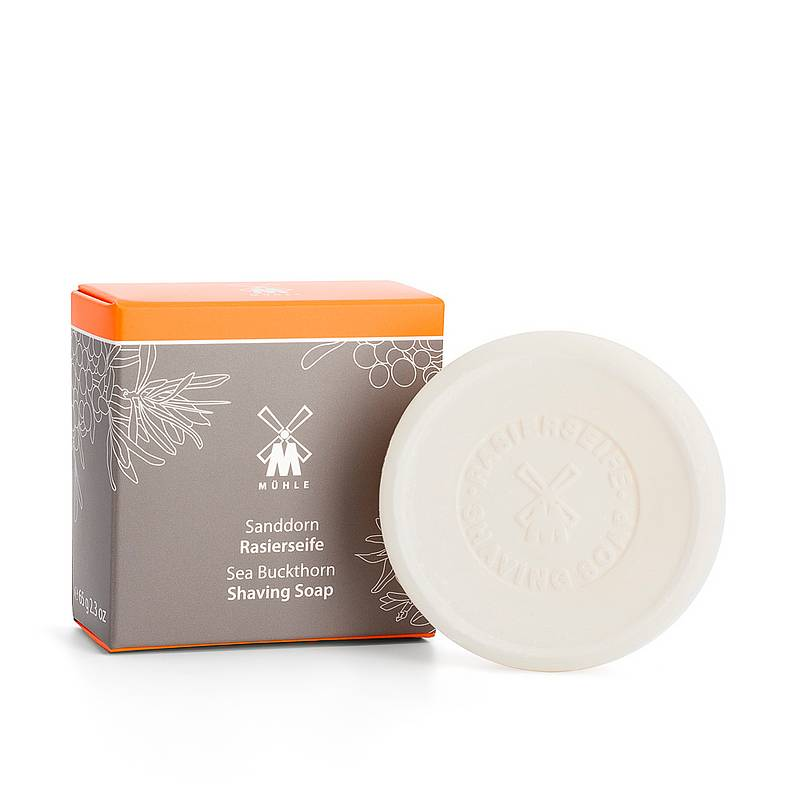 Sea Buckthorn Shaving Soap