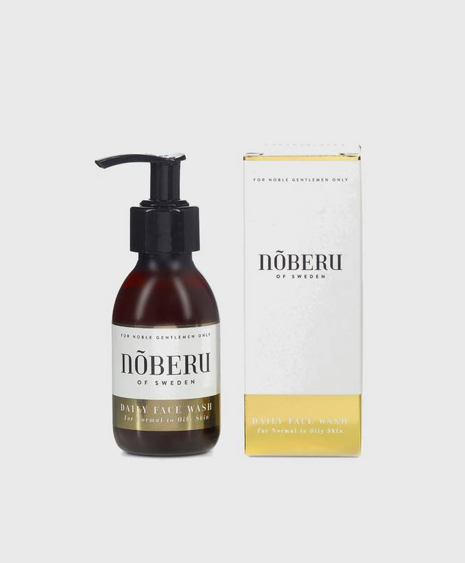 Daily Face Wash Amber-Lime