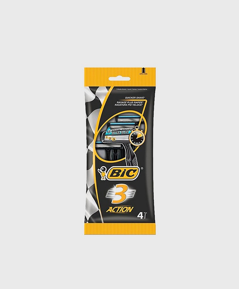 Bic3 Action 4-pack