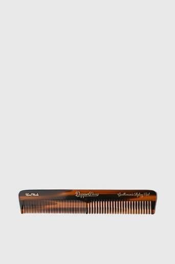 Dapper Dan Hand Crafted Styling Comb Brun