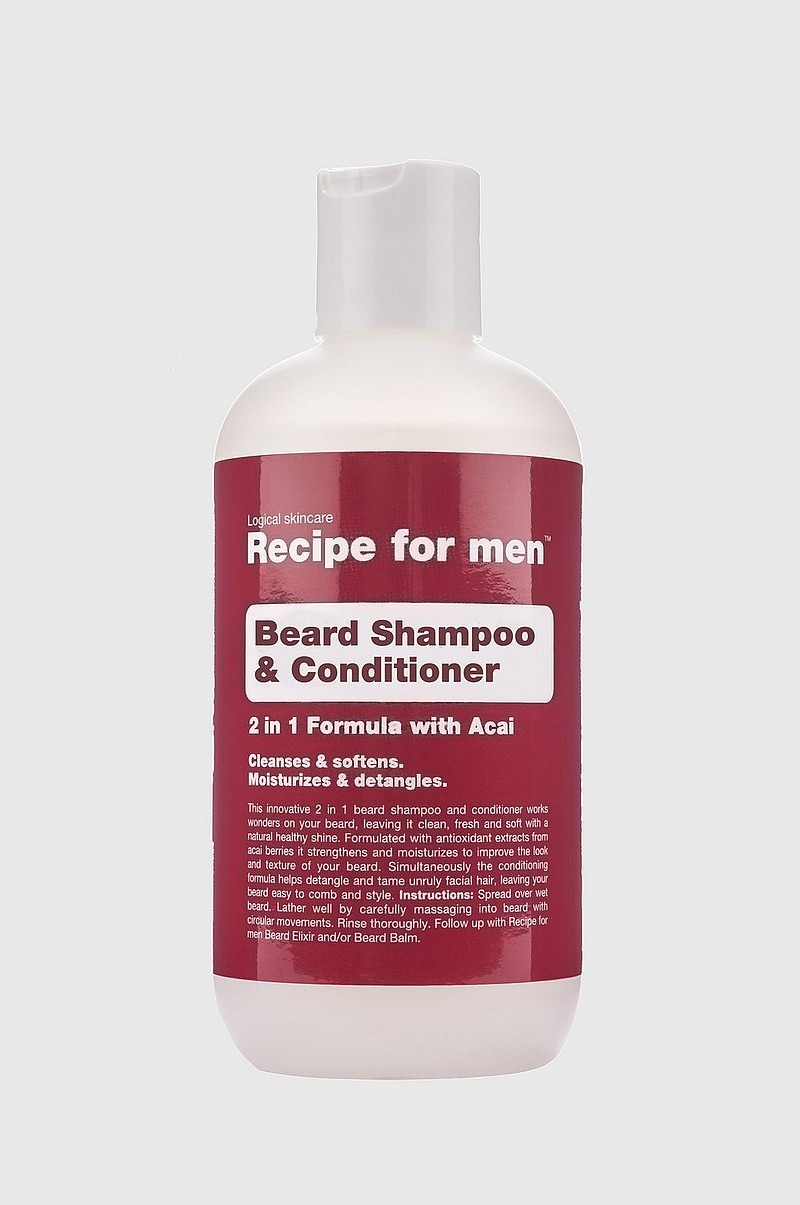 Beard Shampoo & Conditioner